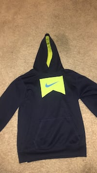 Black and yellow nike pullover hoodie San Marcos, 78666