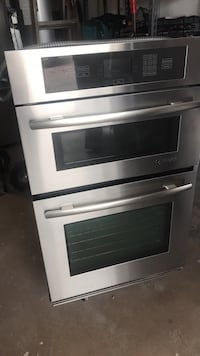 Jenn-Air double Oven/Microwave Stainless Steel Double Aventura, 33180