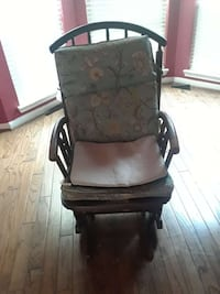 Rocking Chair With Cushions Cypress, 77429