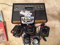 Vintage Atari and games Tuttle, 73089