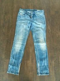 Diesel jeans.size W 27.low waisted