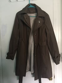 black button-up coat Pearl City, 96782
