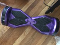 Used hover board with Bluetooth 232 mi