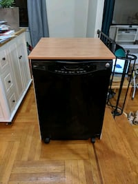 Portable Dishwasher with Sink Attachment New York, 10033