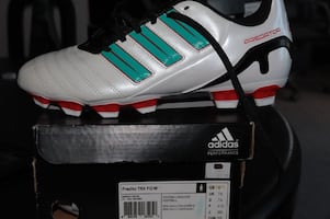 womans football/soccer cleats (outdoor) Adidas