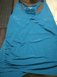 Turquoise blue Old Navy Active size XL
