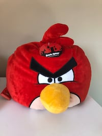 Ew angry bird pillow toy