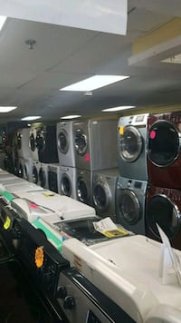 Front load washer dryer in in great condition  Randallstown