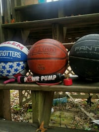 Basketball w/ Pump Fairfax, 22032