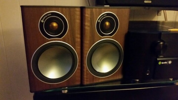 MONITOR  AUDIO BRONZE SURROUND SYSTEM d5567631-fb0f-441b-ba01-c2cbb2d3d7d3