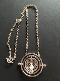 Harry Potter time necklace  Scugog, L9L 1T7