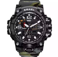 Brand New 5 ATM CHRONO Sports Watch-Shipping Available Ajax, L1S 0C8