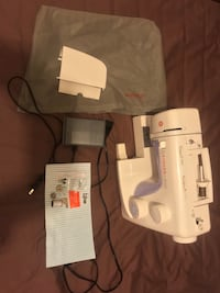 Gently used Singer Simple Sewing Machine