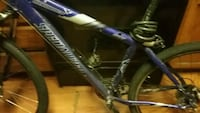 black and purple hardtail mountain bike Medford, 97501