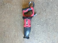red and black Milwaukee reciprocating saw Bristol, 24202
