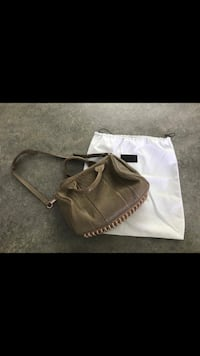 Sold Alexander Wang Rocco Bag - Taupe Rose Gold Vancouver, V5S 2N7