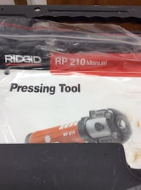 Rigid propress pressframe crimping tool kit