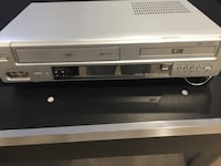 CD and Tape dual player.