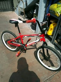 red and black BMX bike East Los Angeles, 90022
