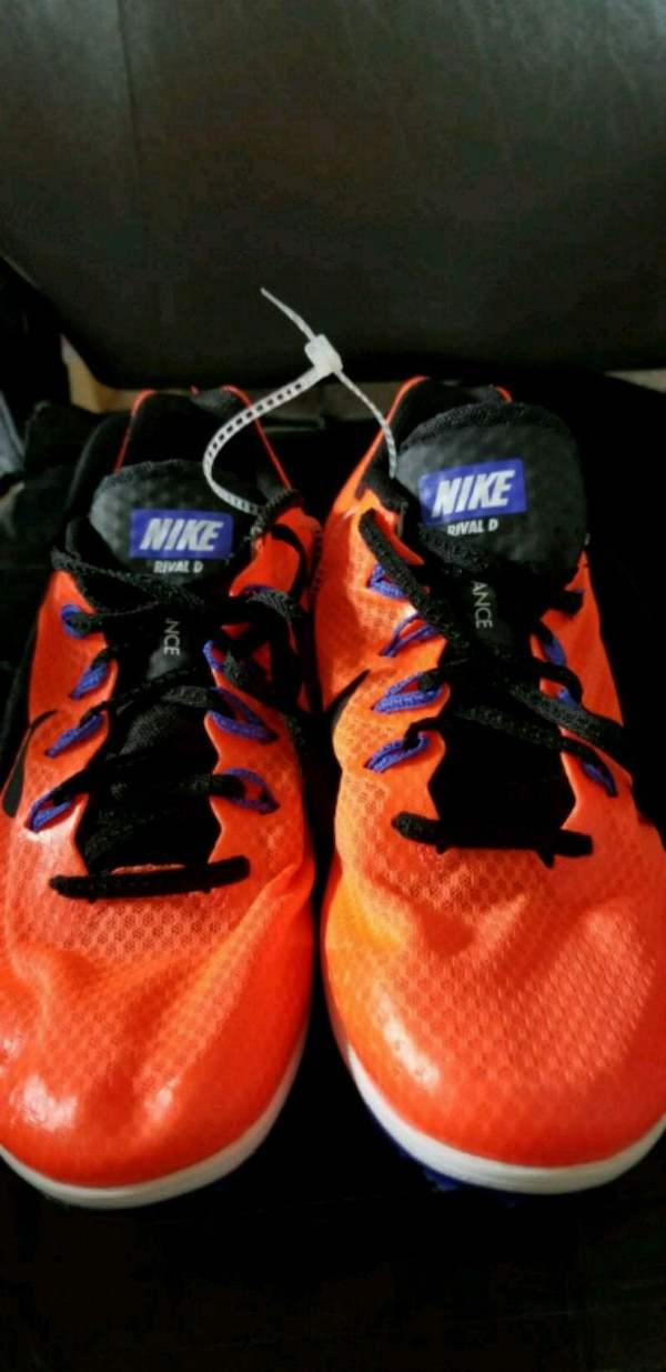 b8818ed36cce40 Used Nike Racing Distance Cleets size 10 for sale in Sycamore - letgo