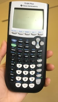 Black and gray Texas Instruments TI-84 Plus Mississauga, L5L