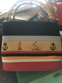 Nautical purse  Stuart, 34997