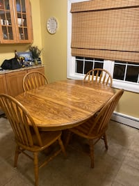 Table - Farmhouse Style with 4 Chairs  West Chester, 19380