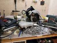 SKIL SAW & other tools Brampton, L6T 2N2