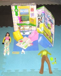 Lot of Generation Girl Barbies