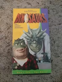 Dinosaurs VHS Frederick, 21702