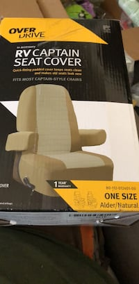 Rv captain seat cover Fresno, 93722