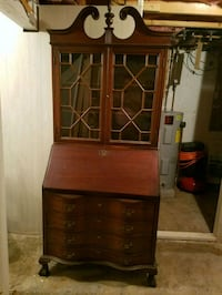 brown wooden cabinet with drawer Mashpee, 02649