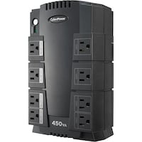 CyberPower SE450G-FC 8-Outlet 260W UPS Surge Protector Mississauga
