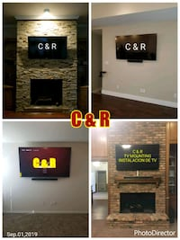 TV MOUNTING SERVICES ALL DFW  Dallas