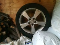 15 inch mazda mags x4  Salaberry-de-Valleyfield, J6S 4T1