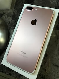 iPhone 7plus 32Gb Rose Gold (Bell) Markham, L3S