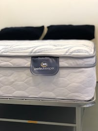 Queen size Brand Name Mattress || Brand New Serta Perfect Sleeper Mattress 2240 mi