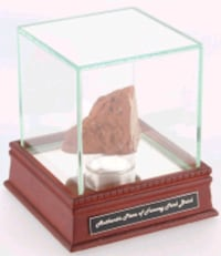 Boston Red Sox Authentic Game-Used Brick-Fenway   Rockville