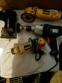 Power tools, good prices