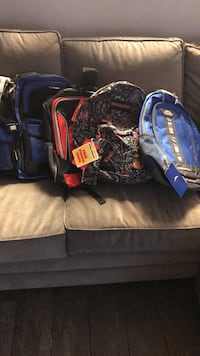 Backpacks for sale all 4 for 50 Palmdale, 93551