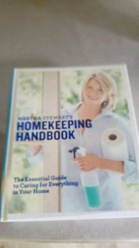 Martha Stewart Homekeeping  Book Ijamsville, 21754