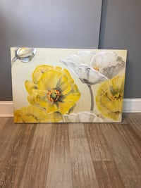 Flower canvas Alexandria, 22303