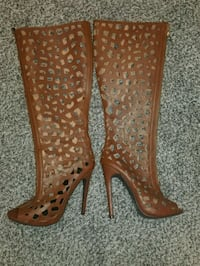Just fab boots 3166 km