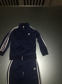 Boys size 6 adidas outfit, VGUC