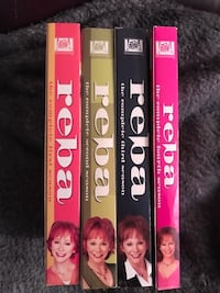 Reba Complete Season 1-4 Excellent Condition