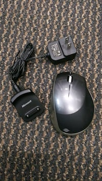 Microsoft Wireless Explorer Mouse