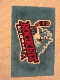 Blue and red rockets area rug 3490 km