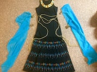 Egyptian Goddess Costume! Size S/M. Complete! Gorgeous & comfy on! Regina, S4X 2Z9