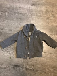 black button-up jacket Mississauga, L5C 1M5