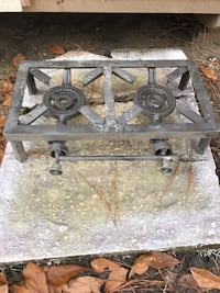 Two burner gas stove Woodworth, 71485